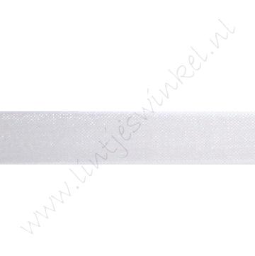 Organza 16mm - Weiß