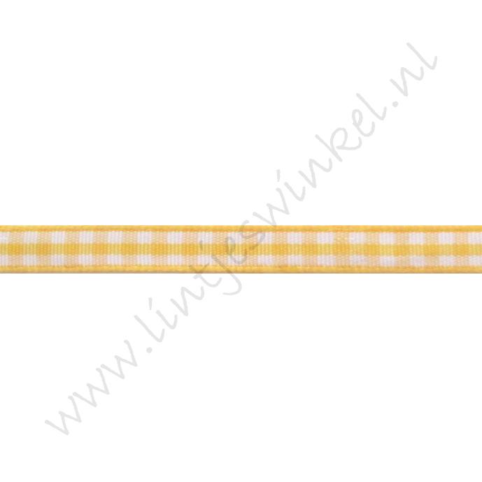 Karoband 6mm - Gelb