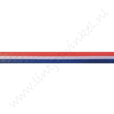 Satinband Flagge 6mm - Holland