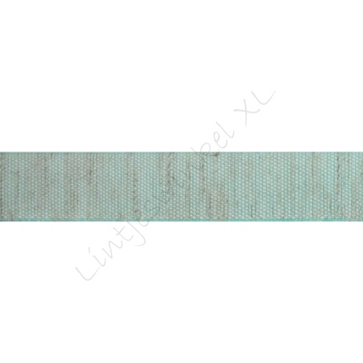 Baumwoll Band 16mm Combi Nylon (Imitation) - Hell Tiffany (314)