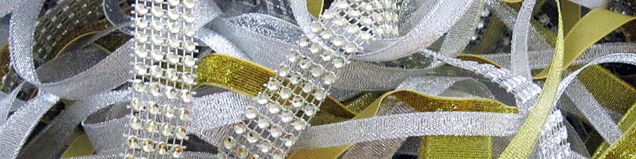 Goud - Zilver - Glitters