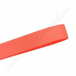 Ripsband 6mm (Rolle 22 Meter) - Neon Orange (600)