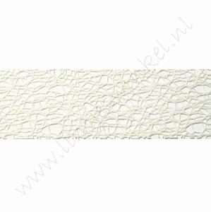 Crispy (Netz) Band 30mm (Rolle 10 Meter) - Creme