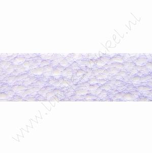 Crispy (Netz) Band 30mm (Rolle 10 Meter) - Lavendel