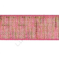 Jute 25mm - Mix Virtual Pink