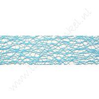 Crispy (Netz) Band 30mm - Aqua