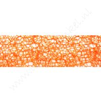 Crispy (Netz) Band 30mm - Orange