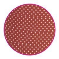 Ringelband 10mm - Polka Rot