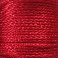 Gedrehte Kordel 2mm - Rot (700)