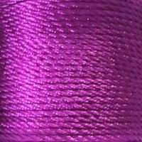 Gedrehte Kordel 2mm - Violett  (675)