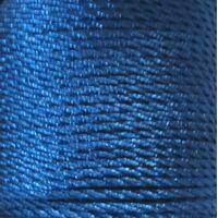 Gedrehte Kordel 2mm - Preussisch Blau (335)